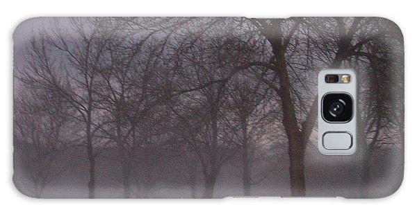 January Fog 4 Galaxy Case