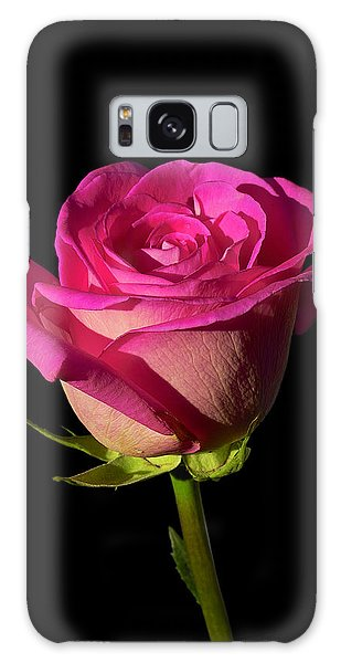 January Rose Galaxy Case