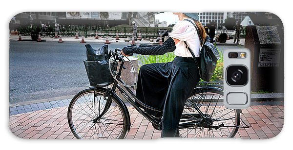 Japan Bike Galaxy Case