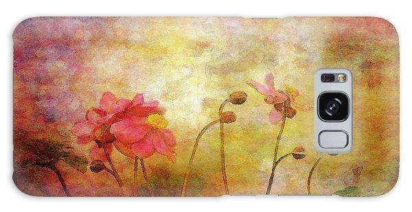 Japanese Anemone Landscape 3959 Idp_2 Galaxy Case