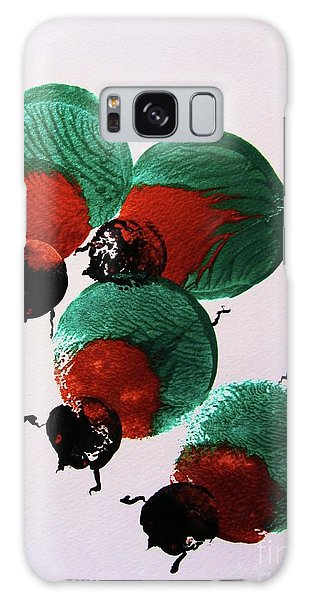 Japanese Beetles Galaxy Case by Roberto Prusso