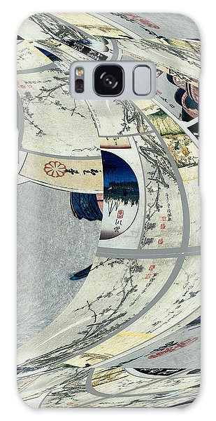 Japanese Bold Abstract Galaxy Case