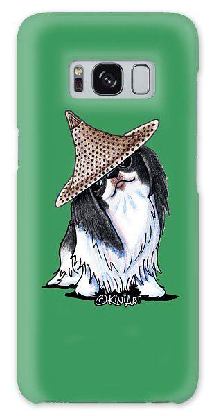 Japanese Chin  Galaxy Case