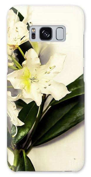 Shrub Galaxy Case - Japanese Flower Art by Jorgo Photography - Wall Art Gallery