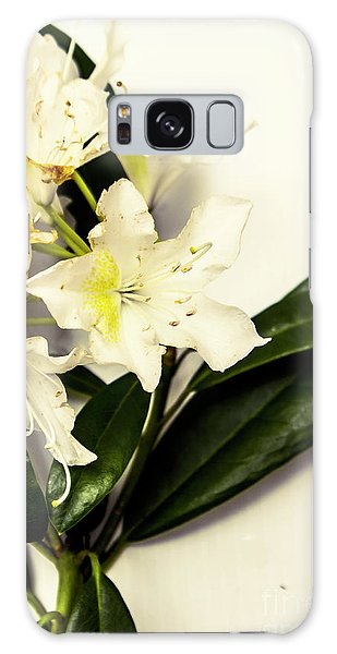 Bud Galaxy Case - Japanese Flower Art by Jorgo Photography - Wall Art Gallery