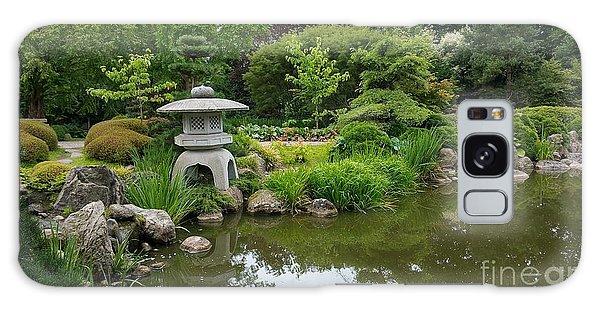 Japanese Garden -2. Galaxy Case