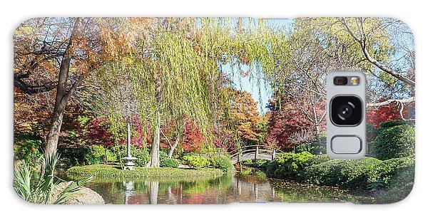 Japanese Gardens Galaxy Case
