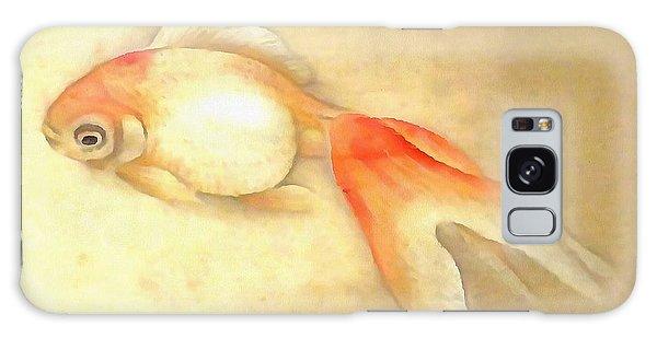 Japanese Goldfish Galaxy Case