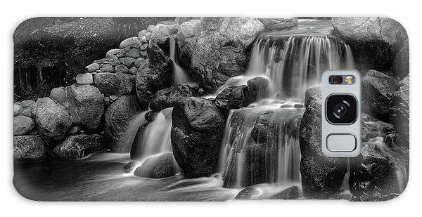 Japanese Waterfalls Galaxy Case