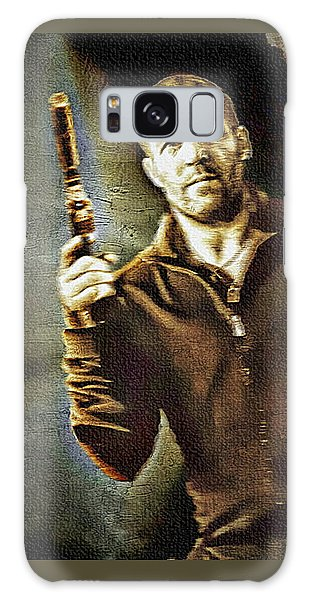 Jason Statham - Actor Painting Galaxy Case