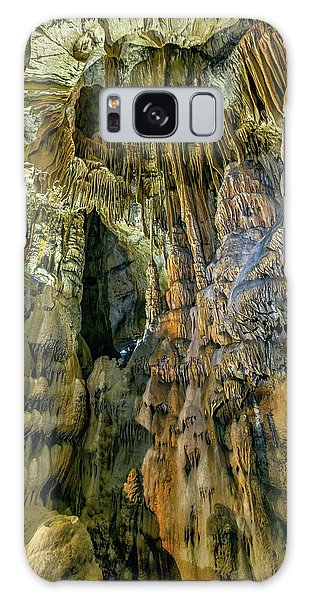 Jasovska Cave, Jasov, Slovakia Galaxy Case by Elenarts - Elena Duvernay photo