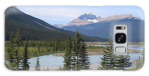 Jasper Alberta Galaxy Case