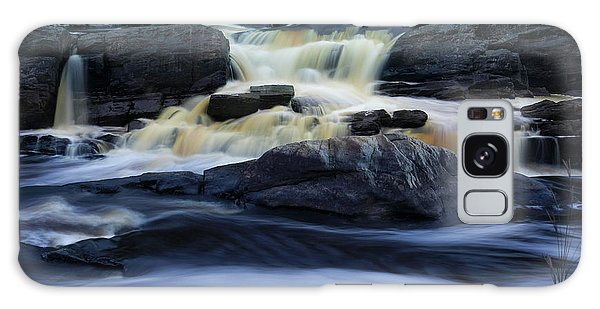 Jay Cooke State Park Galaxy Case by Heidi Hermes