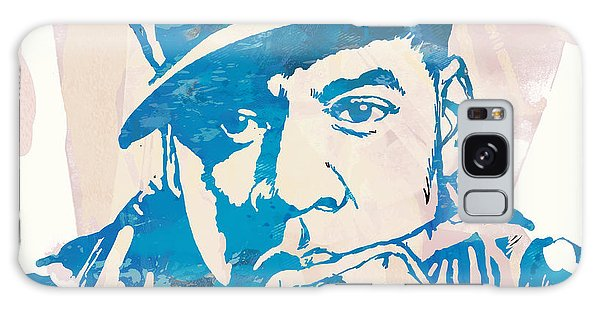 Jay-z  Etching Pop Art Poster Galaxy Case