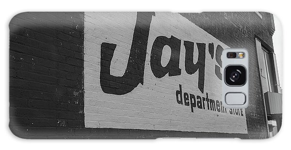 Jay's Department Store In Bw Galaxy Case
