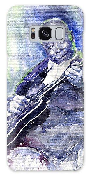 Jazz Galaxy Case - Jazz B B King 02 by Yuriy Shevchuk