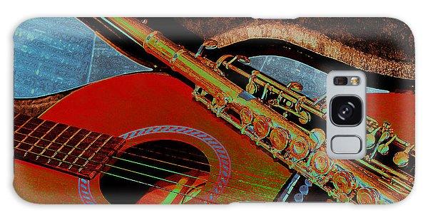 Jazz Band Galaxy Case