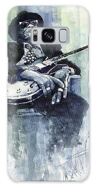 Jazz Bluesman John Lee Hooker 04 Galaxy S8 Case