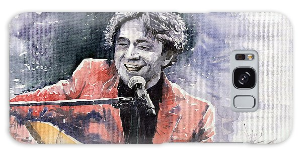 Portret Galaxy Case - Jazz Goran Bregovich In The Death Car by Yuriy Shevchuk