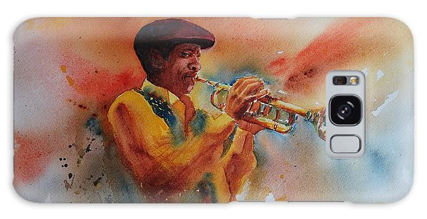 Jazz Man Galaxy Case