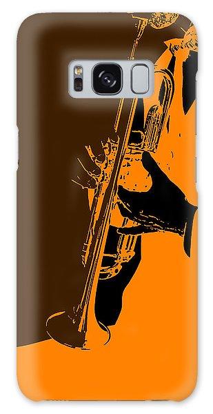 Saxophone Galaxy Case - Jazz by Naxart Studio