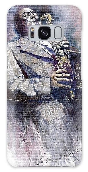 Jazz Galaxy Case - Jazz Saxophonist Charlie Parker by Yuriy Shevchuk