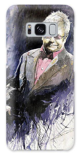 Galaxy Case - Jazz Sir Elton John by Yuriy Shevchuk