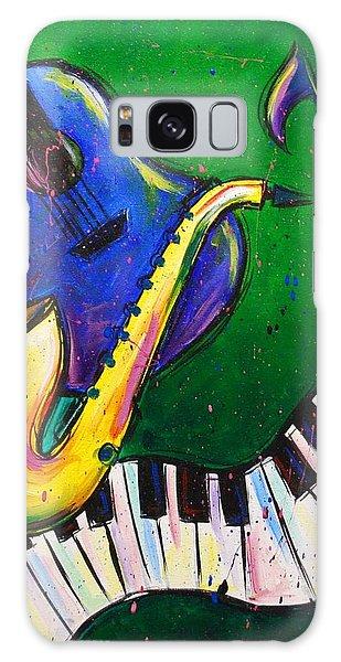 Jazz Time Galaxy Case