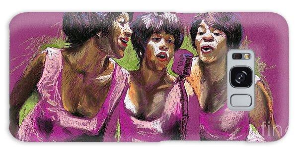 Celebrities Galaxy Case - Jazz Trio by Yuriy Shevchuk