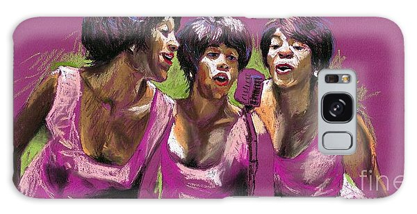 Portret Galaxy Case - Jazz Trio by Yuriy Shevchuk