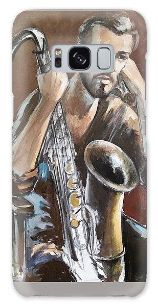 Jazz Galaxy Case by Vali Irina Ciobanu