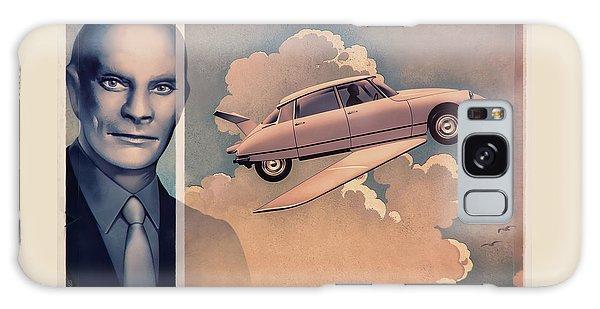 Jean Marais / Fantomas 1965 Galaxy Case