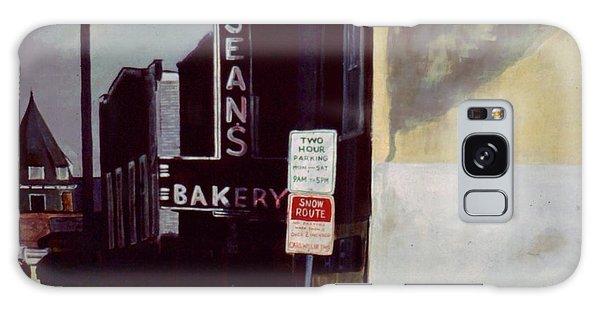 Jean's Bakery Galaxy Case