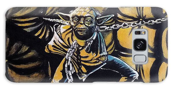 Jedi Master - Mind Of Peace Galaxy Case by Tom Carlton