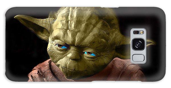Jedi Yoda Galaxy Case