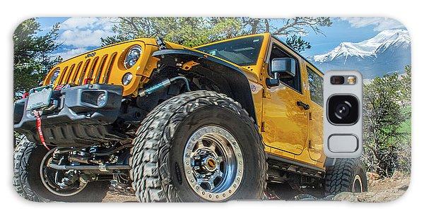 Jeep Life Galaxy Case