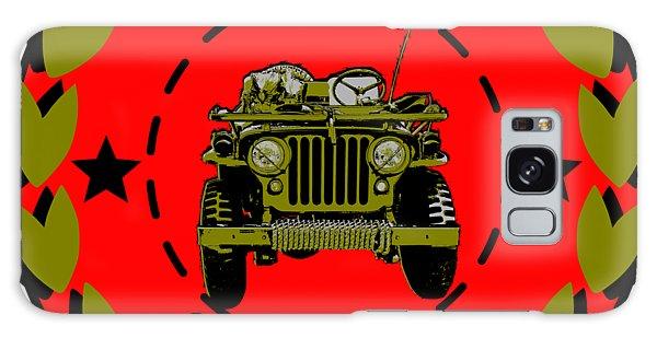 Jeep Squad Galaxy Case
