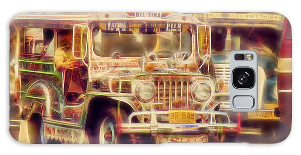 Jeepney Manila Galaxy Case