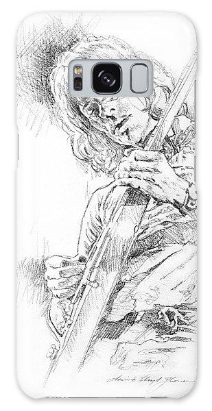 Decorative Galaxy Case - Jeff Beck - Truth by David Lloyd Glover