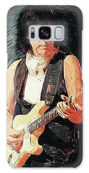 Eric Clapton Galaxy Case - Jeff Beck by Zapista Zapista