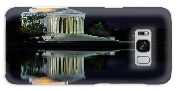 The Jefferson At Night Galaxy Case