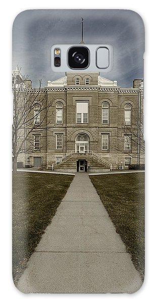 Jefferson County Courthouse In Fairbury Nebraska Rural Galaxy Case
