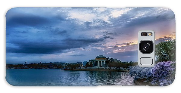 Jefferson Memorial Galaxy S8 Case - Jefferson Memorial Dawn by Thomas R Fletcher