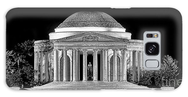 Jefferson Memorial Lonely Night Galaxy Case