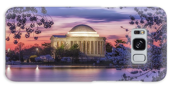 Jefferson Memorial Pre-dawn Galaxy Case