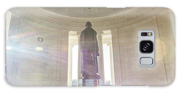 Jefferson Sunlight Galaxy Case