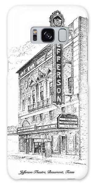 Jefferson Theatre Galaxy Case