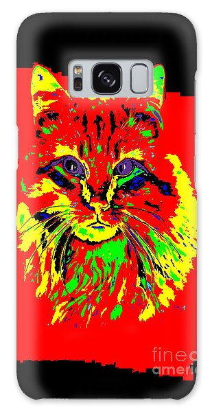 Jekyll The Cat Galaxy Case