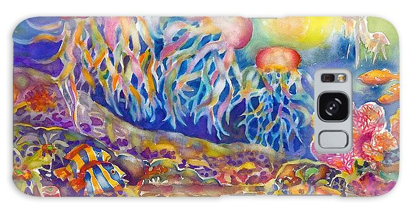 Jellies Galaxy Case