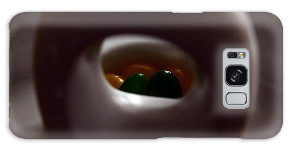Jelly Bean Buddha Galaxy Case